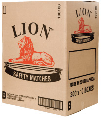 Genuine Lion Matches